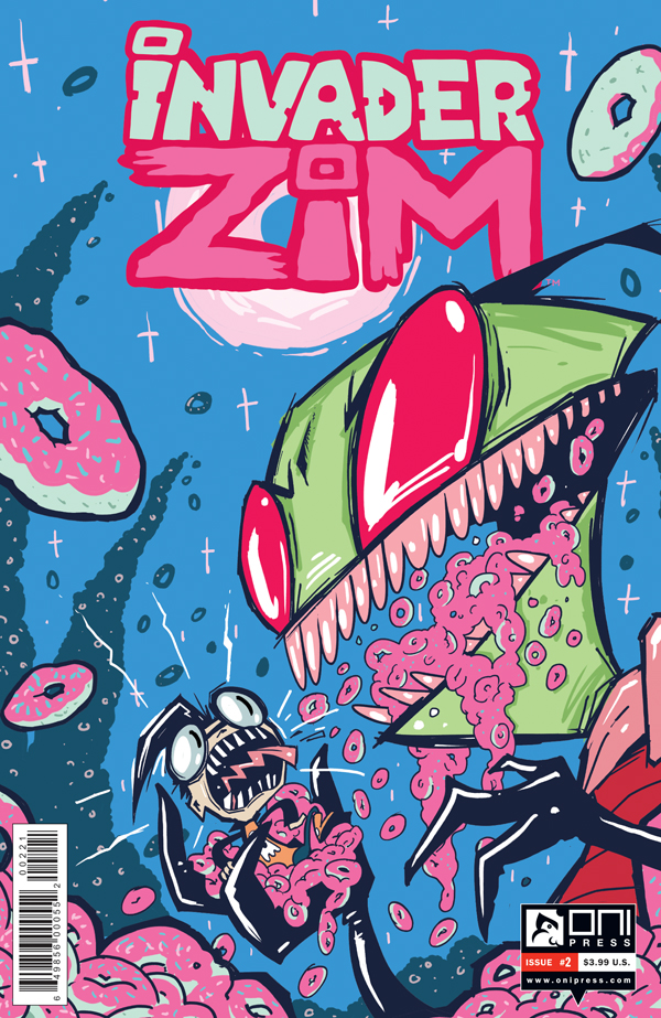 Oni Press Previews for August 19th: Rick and Morty #5 ...
