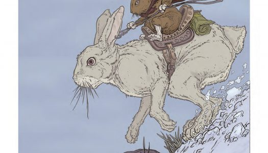 BOOM! Studios Previews for August 12th: The Art of Mouse Guard, Americatown, and More