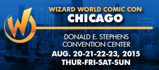 Wizard World Comic Con Chicago