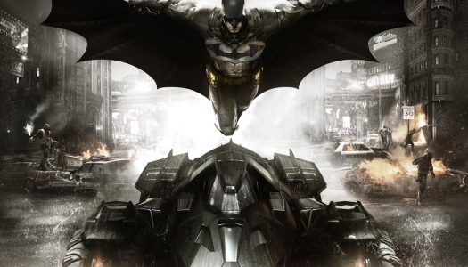 Batman Arkham Knight (2015) by Marv Wolfman [Book Review]