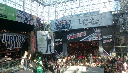 NYCC: Saturday Recap