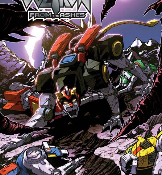 Voltron: From the Ashes #3