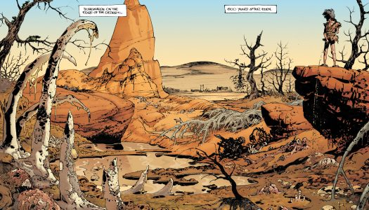 The Goddamned #1, by Jason Aaron, R.M. Guera, and Giulia Brusco (Review)
