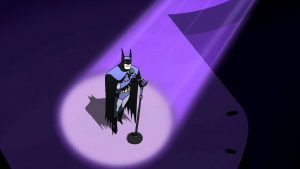 Batman Singing