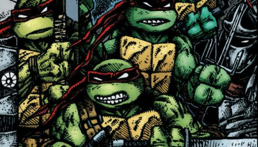 Review: TMNT – Ultimate Collection Vol. 6