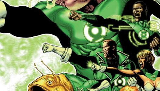 Green Lantern Corps: Edge of Oblivion #1 (review)