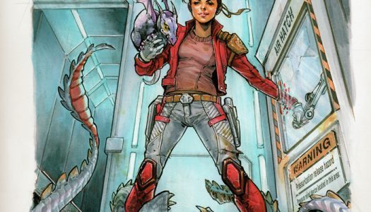 Guardians of the Galaxy #6 by Brian Michael Bendis and Valerio Schiti (Preview)