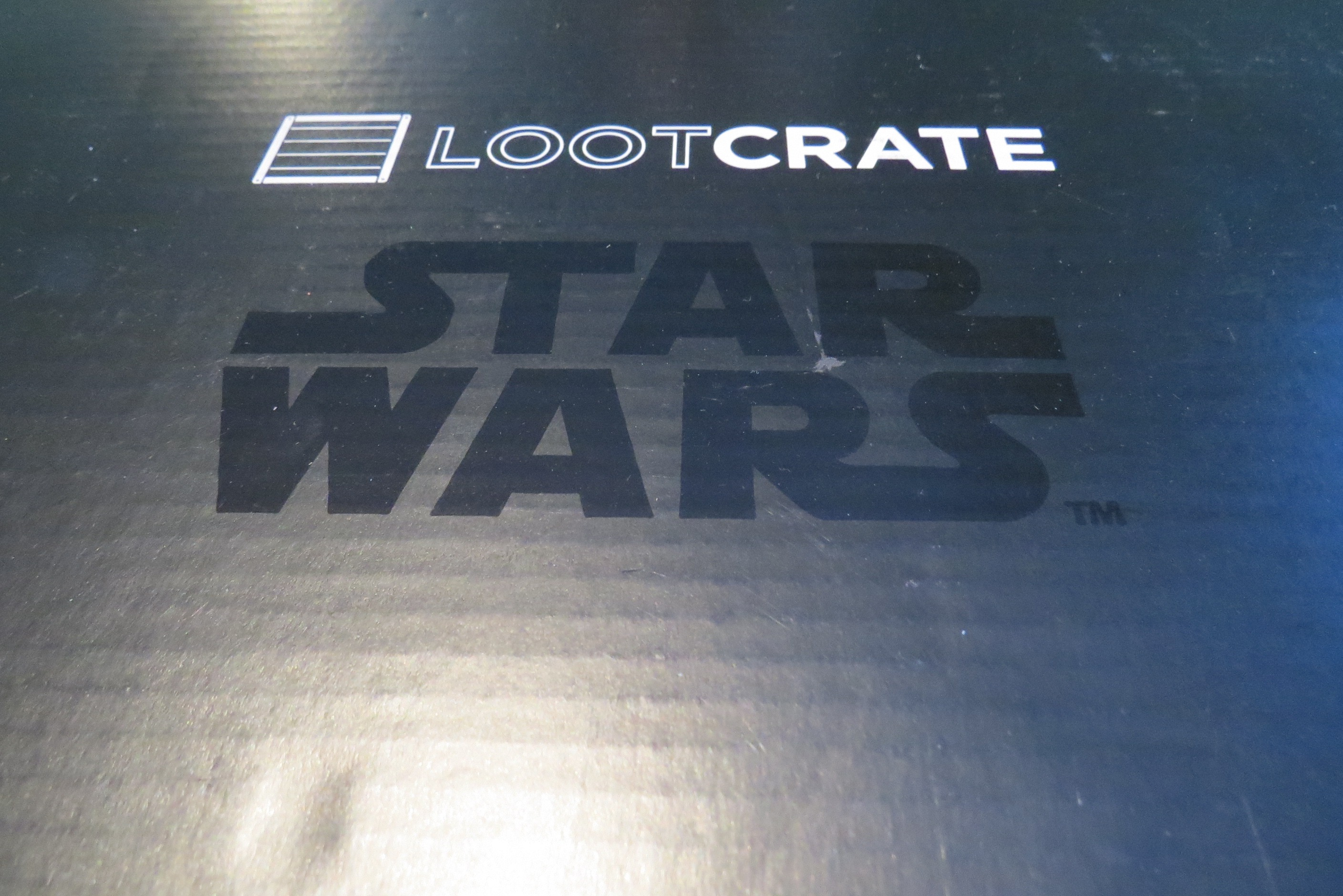 Star Wars Limited Edition Loot Crate Review Nerdspan