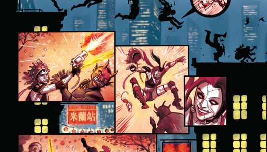 New Suicide Squad #17 by Tim Seeley and Juan Ferreyra (Preview)