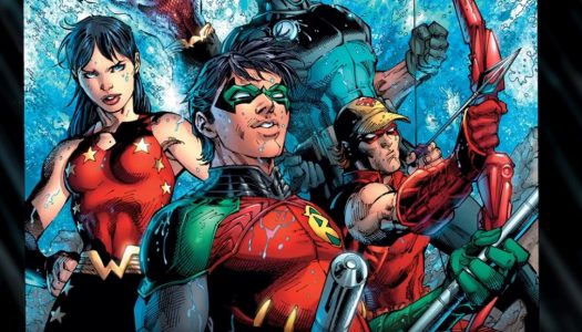 DC All Access: Nightwing back in Titans Hunt