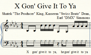 X Gon Give It 1