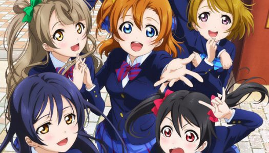 Anime Review: Love Live! School Idol Project Season One