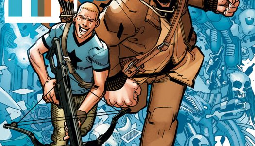Review: A+A: The New Adventures of Archer and Armstrong #1