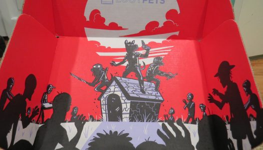 Loot Crate Pets February 2016: DEAD (REVIEW)