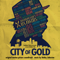 Bobby Johnston's City of Gold score due out March 11th