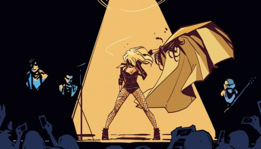 Review: Black Canary Vol. 1: Kicking and Screaming