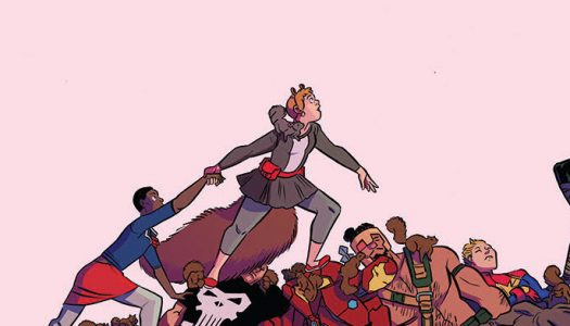 Unbeatable Squirrel Girl Original Graphic Novel Launching in October