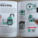 What to Bring from the Con Survival Guide. Image from ConSurvivalGuide.com
