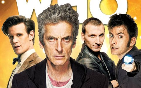 Four Page Preview of Doctor Who: Free Comic Book Day Special 2016