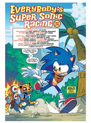 April 6th Archie Previews Archie 7 And Sonic Super