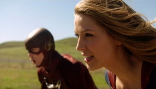 DC All Access: Flash + Supergirl Crossover