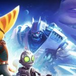 Ratchet & Clank PS4 Art