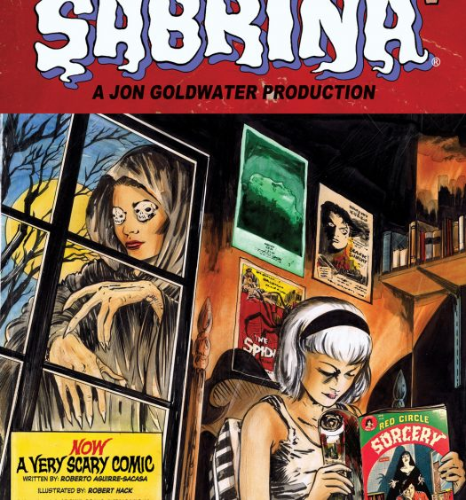 Chilling Adventure of Sabrina #5