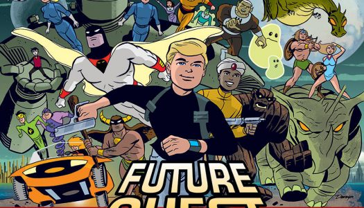 Thought Bubbles: Future Quest, Darwyn Cooke, and Nostalgia