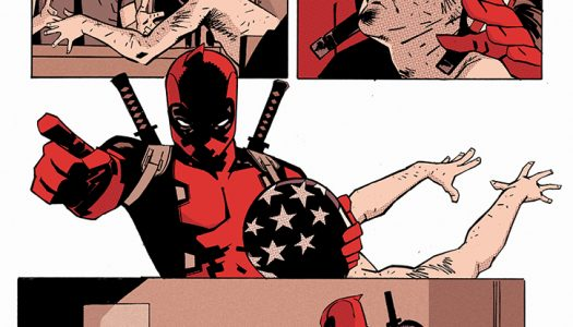 Five Page Advance Preview of Deadpool #13