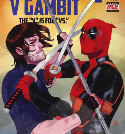 Deadpool and Gambit