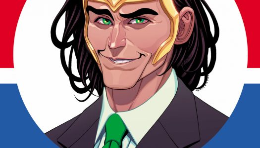 Marvel Caricatures the Political Game in Vote Loki #1