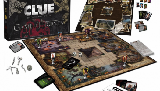Solve Two Mysteries in Double-Sided Clue: Game of Thrones