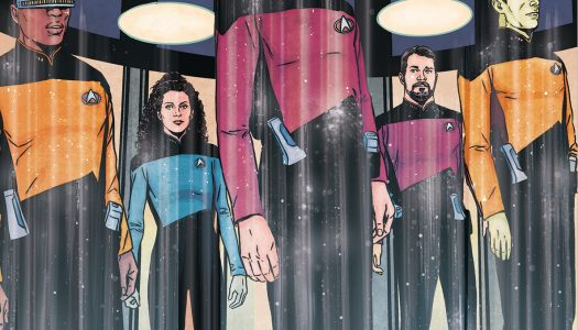 Star Trek: Waypoint to Include New Stories With Geordi La Forge, Data, and Uhura