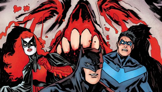 "DC Announces ""Night of the Monster Men"" for September Batman, Nightwing, and Detective"