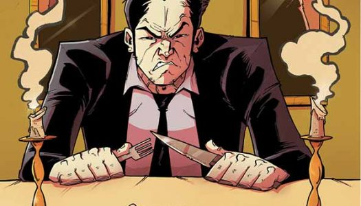 Layman, Guillory serve up final Chew story arc