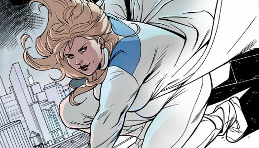 Valiant Announces Faith #1 Coloring Book Edition for July 20th