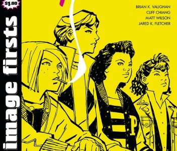 Image First reprints three key #1s for new readers: Paper Girls, Monstress, and I Hate Fairyland