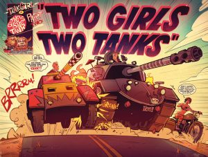 TankGirl TGOT Preview 2 - 3