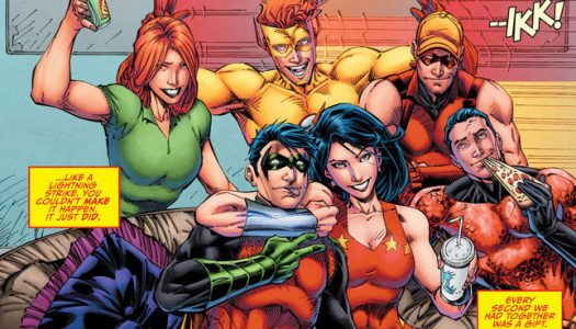 Comic Review: Titans: Rebirth #1