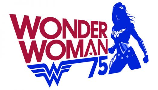 DC Comics Commemorates 75 Years of Wonder Woman: Conventions, Merchandise, and Movie Tie-Ins