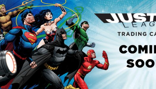 DC Comics Justice League Trading Cards Arrive this Wednesday with 1:24 Sketch Cards and More