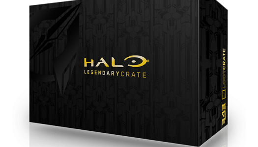 Loot Crate Halo Legendary Crate Now Available to Order