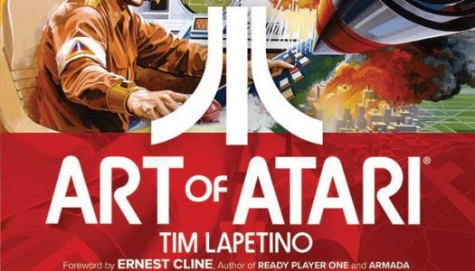 Dynamite Announces The Art of Atari Hardback Retrospective for October