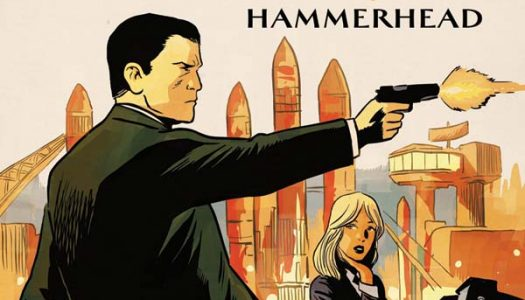 James Bond: Hammerhead by Andy Diggle and Luca Casalanguida Coming in October