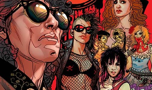 Vertigo Announces Lost Boys Comic Book Sequel for October