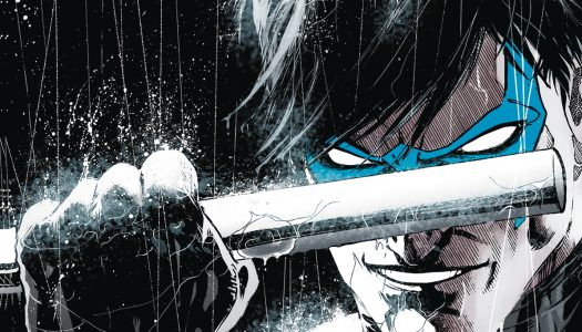 Comic Review: Nightwing: Rebirth #1