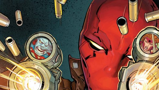 Red Hood and the Outlaws: Rebirth #1 Five Page Preview