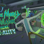 Rick and Morty VR Comic Con