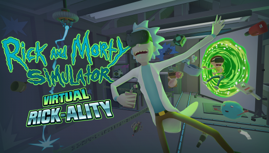 Rick and Morty VR Game Will Be Playable at San Diego Comic-Con