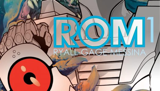 July 27th IDW Previews:  Rom #1, X-Files Annual 2016, Micronauts #4, and More
